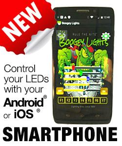 Boogey Lights Smartphone APP
