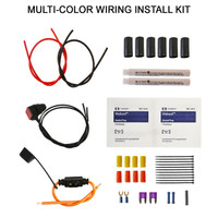 Multi-Color Wiring Install Kit