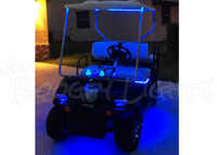 Value Series Single Color Golf Cart Kit