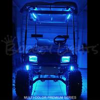 Multi Color Golf Cart Kit