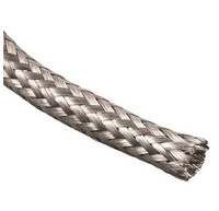 Steel braid material