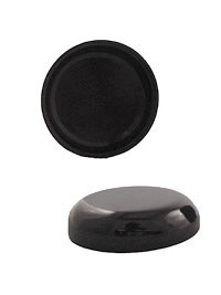 70 mm Black Dome
