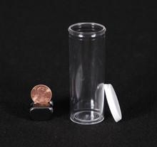 15 Dram Clear Plastic Vial