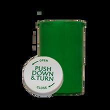 30 Dram Green Prescription Pill Bottle PCR30NG