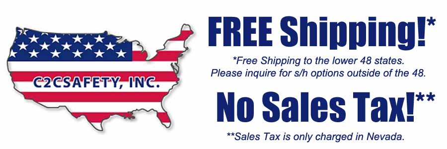 Free Shipping and No Tax