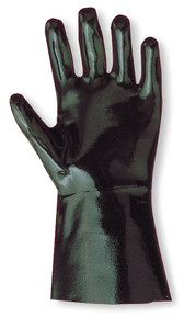 "Best 14"" Neoprene BBQ, Grilling And Frying Glove Smooth Grip"
