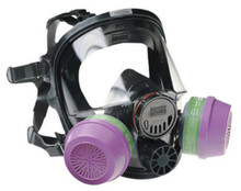 Honeywell North 760008A Medium Large Full Mask Respirator 7600 SERIES