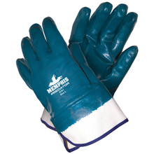 MCR 9761 Large Predator Nitrile Gloves Fully Coated Safety Cuff 1 Dz From $39.99 12+