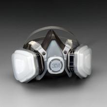 3M 52P71 Medium Respirator Combo Ov+P95 Case 12 Each