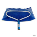 BLUE DEVIL POOL ACCESSORIES | LEAF RAKE PRO STYLE BLUE WHITE | PRO-STARR | B4118