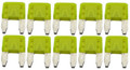 HAYWARD/GOLDLINE | FUSE KIT 20A/YELLOW 10 PACK | AQ-FUSE-20A-10PK