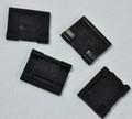 POOLVERNUEGEN   BRACKET FOR SKIRT (SET OF 4) BLACK   896584000-648