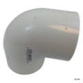 "PVC LASCO  | 2"" SLIP 90 DEGREE ELBOW 