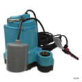 SUMP PUMPS | SUBMERSIBLE POOL AND SPA SUMP PUMP | 9EN-CIA-RF 4/10HP 80GPM | 509209