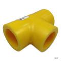 "GEORG FISCHER CENTRAL PLASTICS | 1"" SOCKET FUSION TEE | 690010124000"