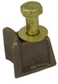 HAYWARD | WEDGE W/BOLT - HAYWARD (BRASS) | SP392-B-A