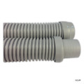POOLVERGNUEGEN | THE POOL CLEANER VACUUM HOSE 1-METER 2x4x GRAY | 896584000-624