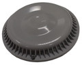 "AFRAS | 7.875"" DIAMETER RING AND COVER - GPM FLOOR 104/WALL 68 - LT GRAY 