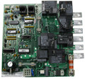 """BALBOA  1560-96 REPLACEMENT BOARD 6 1/16"""" X 5 3/4"""" CHIP# SLCR1C (2) 6 PIN PHONE PLUG CONNECT   50704"""