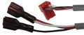 "GECKO| FLOW SWITCH CABLE, SSPA, 5"" CABLE, 3 PIN RED PLUG 