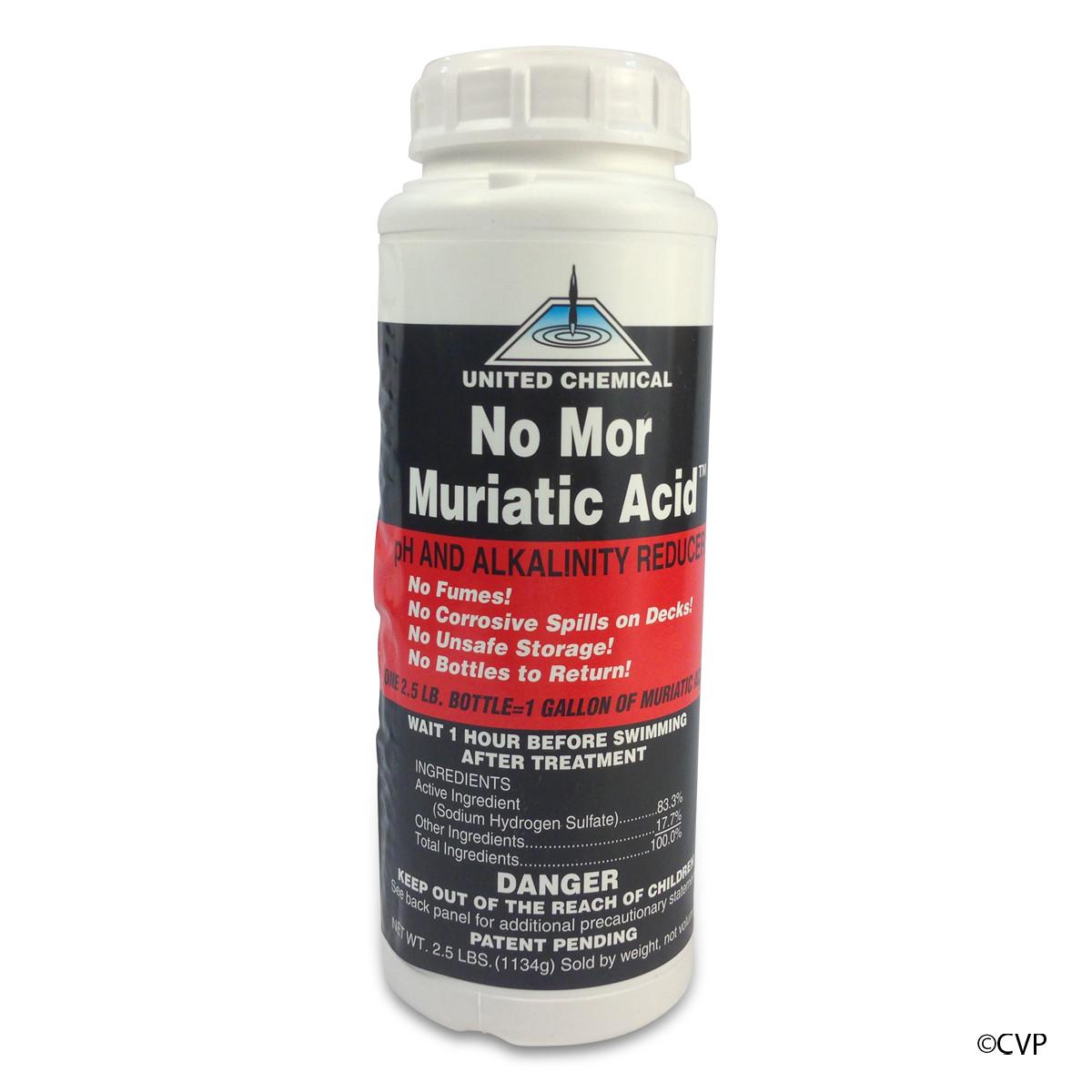 United Chemical 45 Easy Acid X Bulk Ph Reducer Dry Acid Eax Bk