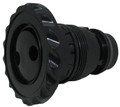 WATERWAY | PULSATOR, DELUXE SERIES - BLACK | 210-6071