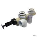 Pentair | Accessories | Push pull valve, 7.5 in. Center, Almond PVC | 263064