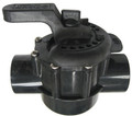 PENTAIR | NO LUBE VALVE 2 PORT CPVC 1.5-2"