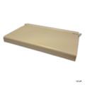 Pentair | Bermuda Skimmers - Gunite | Bermuda Skimmers - Vinyl | Weir gate assmebly, white | 516252