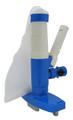 PENTAIR   RAINBOW SPA VAC #204, GARDEN HOSE POWERED   Mini Vac  Pool and Spa   R201146