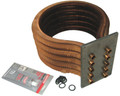Pentair   MasterTemp Heater Water System   MAX-E-THERM HEATER WATER SYSTEM   Tube Sheet Coil Assembly Kit (Includes Item No.3) Models 300NA, 300LP   77707-0233
