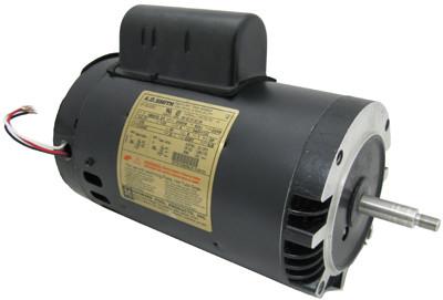 Hayward Super Pump Super Ii Motor 2 H P Threaded