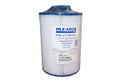 """Pleatco   FILTER CARTRIDGE    60 SQ FT - DISCOVER / INFINITY / GRECIAN   PIF60 W/2"""" NPT AD"""