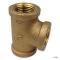 "AMERICAN GRANBY | TEE 1/2"" BRASS THREADED 