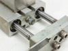 Festo DPZ-16-25-P-A-KF Twin Pneumatic Cylinder 16mm Piston 25mm Stroke