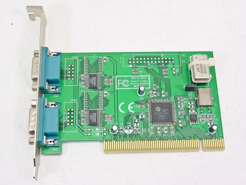 StarTech 2-Port 16950 Serial PCI Card (PCI2S950)