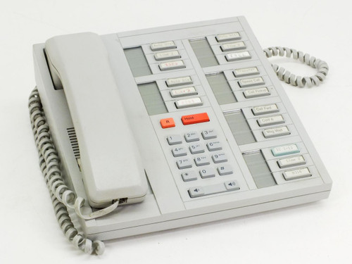 Northern Telecom M2018GRAY Telephone System Gray (NT1F07AA93)