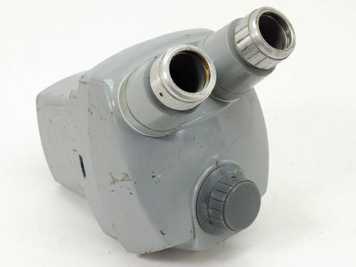 McBain Instruments Microscope Head 0.7x-3.0x Zoom Magnification (Grey)