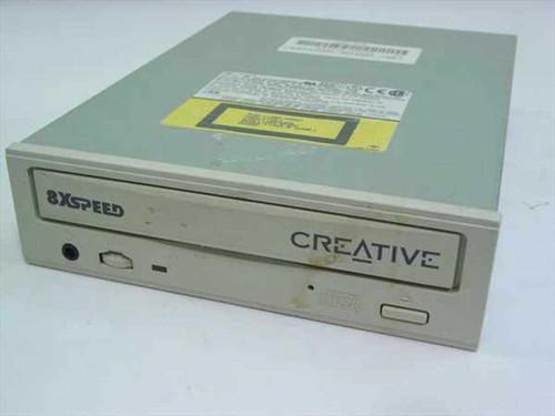 Creative Labs CR-583-B 8x IDE Internal CD-ROM Drive