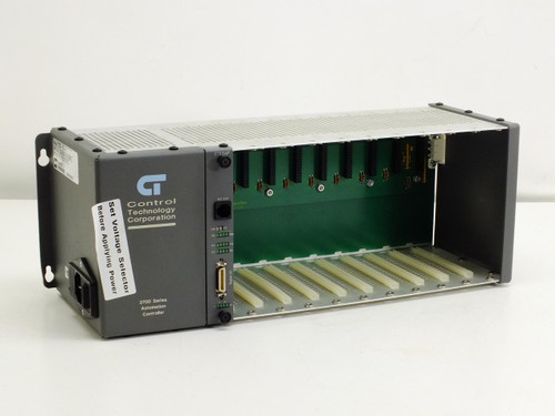 Control Technology Automation Controller 10 Slot with 2703AP CPU Plug-In