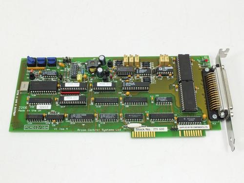 Arcom Control Systems Ltd. Circuit Board (PCAD 12/16h)