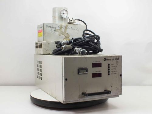 Guann Yinn GY181CD UV Irradiator/Curing Unit with Power Supply 380V 6A