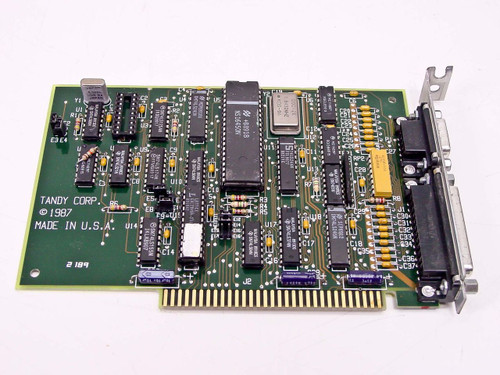 Tandy 870-9643  ISA Serial/Parallel Controller Card