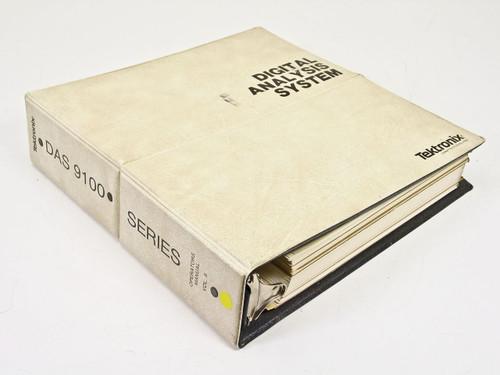 Tektronix DSA9100 Series  Operators Manual vol.2