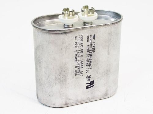 GE  004959 Aerovox Z62P4840M23 Capacitor