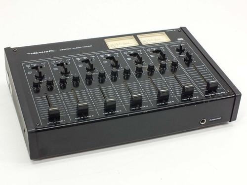 Realistic 32-1210  Stereo Audio Mixer
