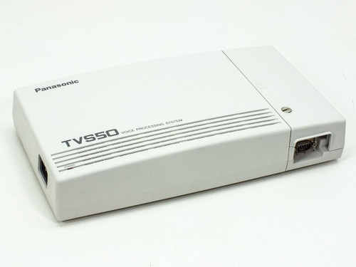 Panasonic TVS50  Voice processing system - KX-TVS50