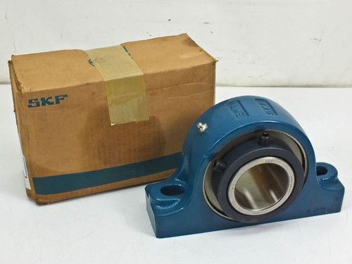 "SKF SYR 2-7/16""  2 Bolt Pillow Block Standard Duty Non Expansion Bearing"