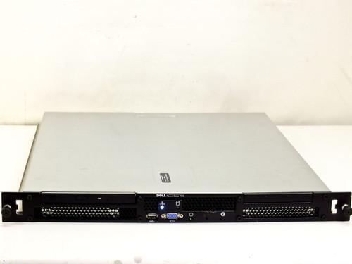Dell PowerEdge 750  Celeron 2.4 GHz 1U Rackmount Server