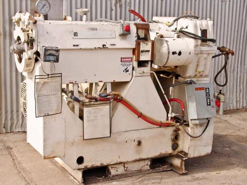 Davis Standard 350L F-4388  15HP Thermatic Thermal Single Screw Extruder